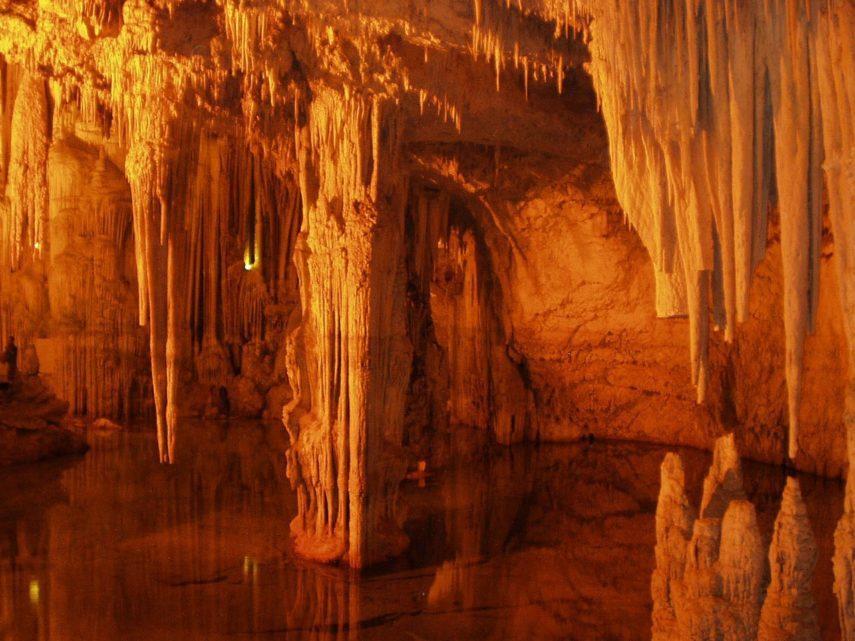 stalagmity