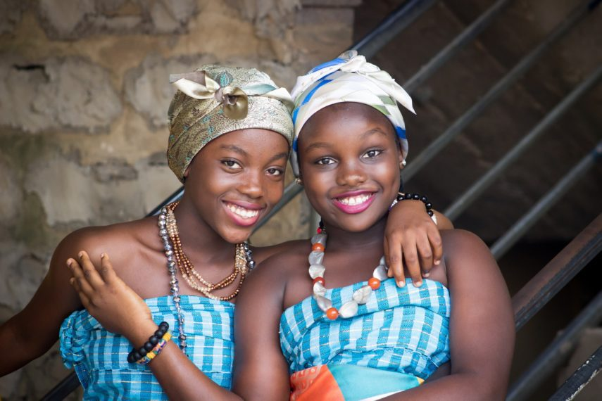 africke-zeny