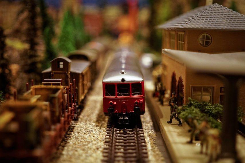 model-zeleznice