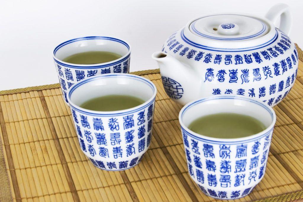 Porcelán je v čínské gastronomii nedílnou součástí servírování.