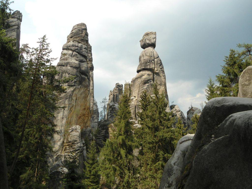 Tato jedinečná lokalita byla pro svoji mimořádnost vyhlášena národní přírodní rezervací již v roce 1933.