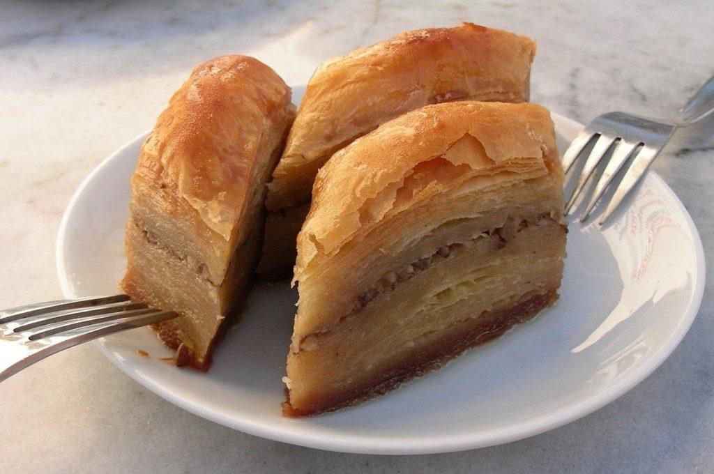 Navštívit Turecko a neochutnat tradiční baklavu by byl hřích.