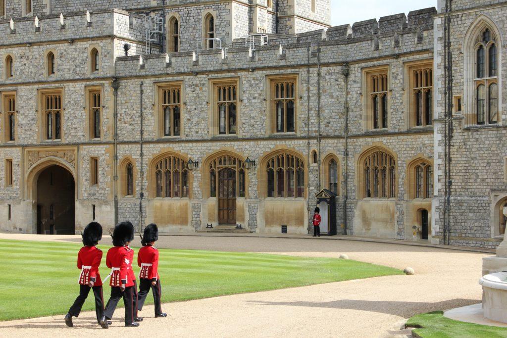 Královský hrad proslavil město Windsor po celé zemi i za jejími hranicemi.